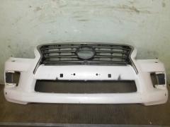 Бампер передний для Lexus LX 570 2012-2015