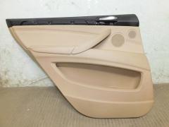 Обшивка задней левой двери BMW X5 E70 2007-2013