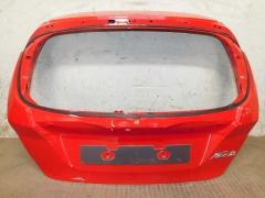 Дверь багажника Ford Fiesta 2008