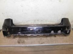 Бампер задний Hyundai Santa Fe CM 2009-2012