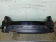 Бампер задний Nissan Pathfinder R52 2014-2016