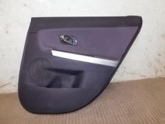 Обшивка двери задней правой Kia Ceed JD 2012-