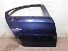 Дверь задняя правая Peugeot 408 2012