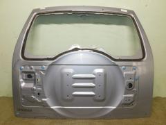 Дверь багажника Mitsubishi Pajero/Montero 4 2007