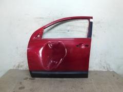 Дверь передняя левая Nissan Qashqai +2 JJ10 2006-