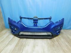 Бампер передний Renault Sandero Stepway 2014