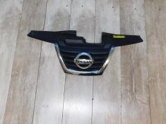 Решетка радиатора Nissan Juke F15 2010-2014