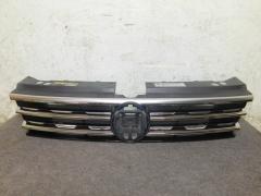 Решетка радиатора Volkswagen Tiguan c 2017-
