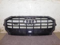 Решетка радиатора Audi Q8 2018-