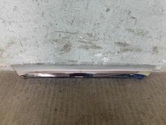 Накладка крышки багажника Toyota Corolla