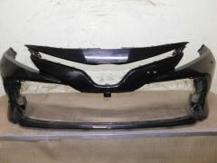 Бампер передний Toyota Camry v 70 2018