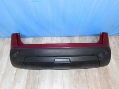 Бампер задний Nissan Qashqai J10 2010-2014