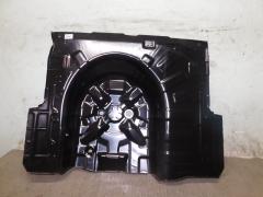 Пол багажника  Hyundai Solaris 1 2010-2017