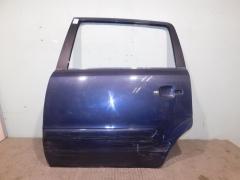 Дверь задняя левая Opel Zafira B 2005-2012