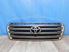 Решетка радиатора Toyota Land Cruiser 200 2012-