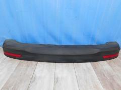 Юбка заднего бампера Kia Cerato 2013-2020