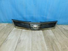 Решетка радиатора Nissan Tiida (C11) 2010-2014