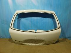 Дверь багажника Renault Sandero 2009-2014