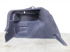 Обшивка багажника Skoda Rapid