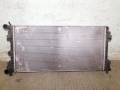 Радиатор основной Skoda Fabia 2 2007-2015