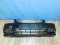 Бампер передний Nissan Almera G15 2013-