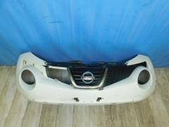 Бампер передний Nissan Juke F15 2011-2014