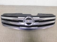 Решетка радиатора Nissan Almera (G15) 2013