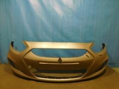 Бампер передний Hyundai Solaris 2010-2014