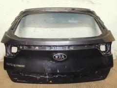 Дверь (крышка) багажника Kia Sportage F1 2016-