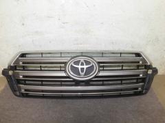 Решетка радиатора Toyota Land Cruiser 200 2015