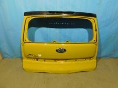 Дверь багажника Kia Soul B2 2014-