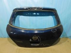 Дверь багажника Nissan Tiida (C11) 2007-2014