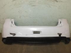 Бампер задний Mitsubishi ASX 2012-