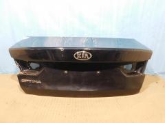 Крышка багажника Kia Optima 4 2016