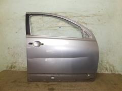 Дверь передняя правая Nissan Qashqai J10 2006-2014