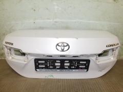 Крышка багажника Toyota Corolla E18 2013