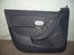 Обивка передней левой двери Renault Logan 2 2014-