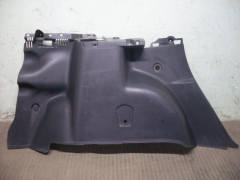Обшивка багажника Renault Duster 2012-